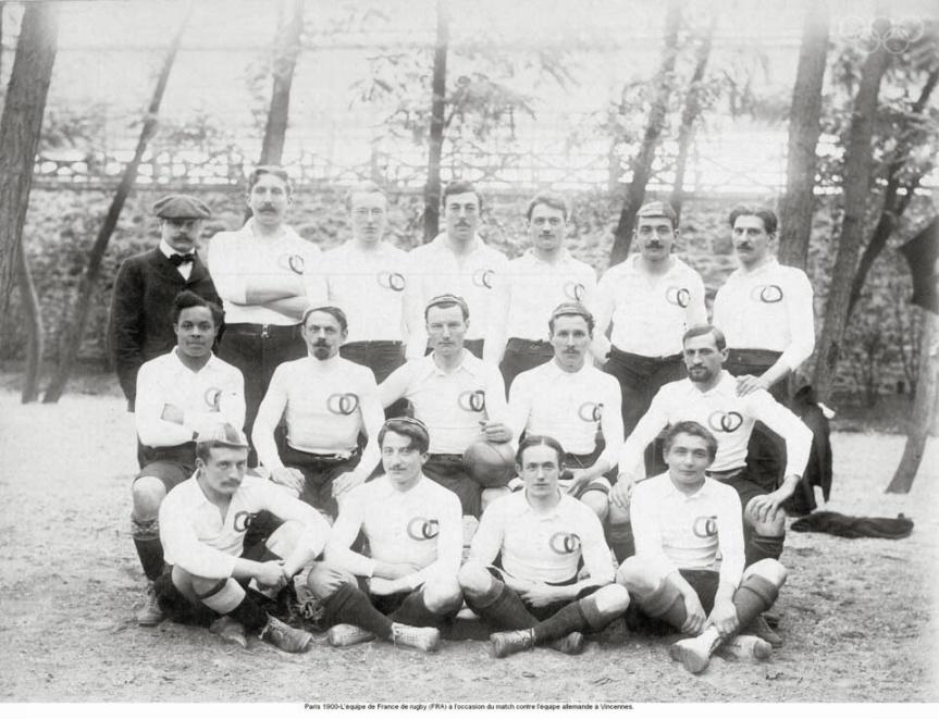 francia 1900