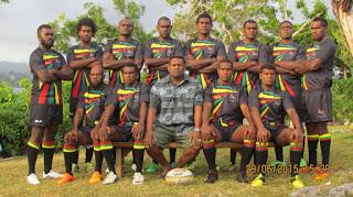 Vanuatu seven