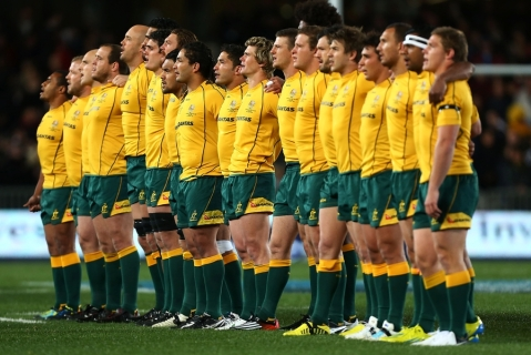 New Zealand v Australia: The Rugby Championship